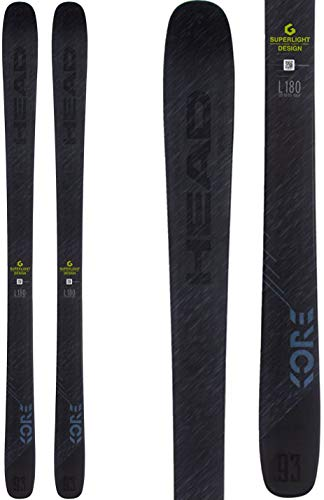 HEAD Kore 93 Skis Mens from HEAD