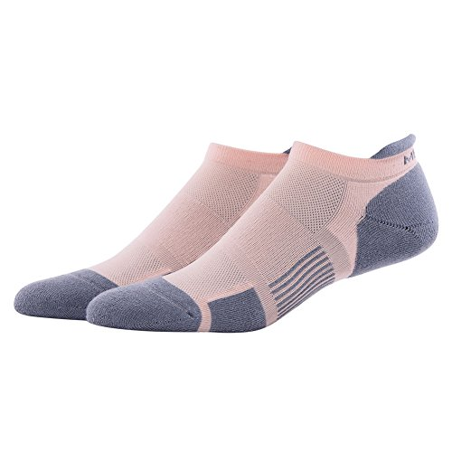 Low Cut Running Socks MEIKAN Athletic Coolmax Tab Socks for Men & Women 1,3,6 Pairs