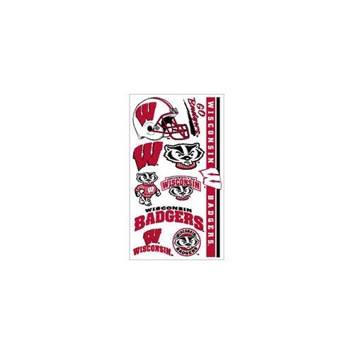 NCAA University of Wisconsin 14324021 Tattoos