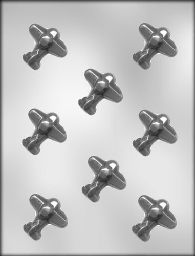 - CK Products 1-3/4-Inch Airplane Chocolate Mold