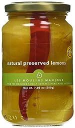 Les Moulins Mahjoub Preserved Lemons - 200g (Pack of 3)