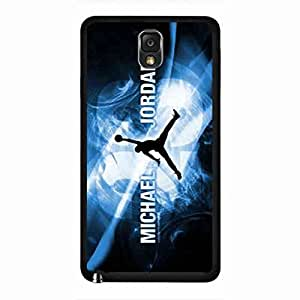 The MJ Air Michael Jordan Brand Logo Phone Case,Note 3 Phone Case,Customeried Protective Phone Case For Note 3