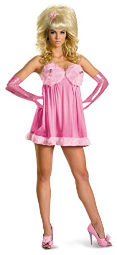 [Fembot Sassy Deluxe Costume - Large - Dress Size 12-14] (Deluxe Sassy Fembot Costumes)