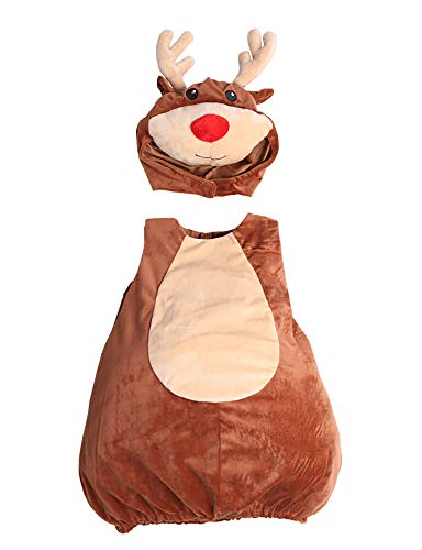 CASODA Unisex Kids Animal Cosplay Costume Child Halloween