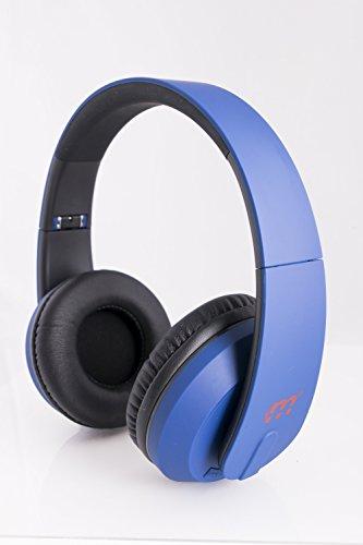 Malektronic Gravity Wireless Headphones – Bolts Blue