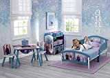 Delta Children Plastic Toddler Bed, Disney Frozen