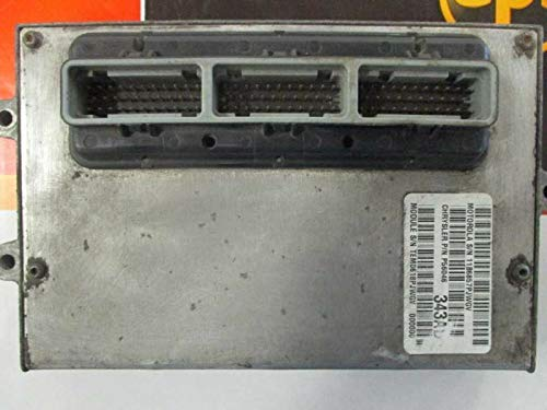 REUSED PARTS Fits Dodge RAM 1500 Pickup Engine ECM Control Module P56046343AD - Pickup Engine Module Computer Control