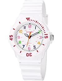 Girls Wrist Watch,Two Display Modes,Colourful Numbers, Kids Girls Boys Children Watch