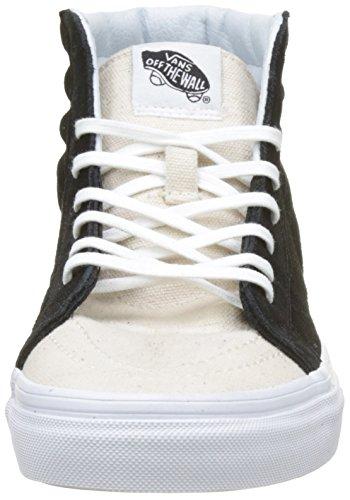 birch Sk8 Femme Baskets black2 tone Vans Reissue hi Noir CdqYY6