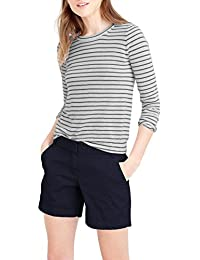 Womens Super Comfy Bermuda Walking Shorts