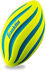 Franklin Sports Foam Football - Perfect for Practice and Backyard Play – Best for First-Time Play and Small Ki