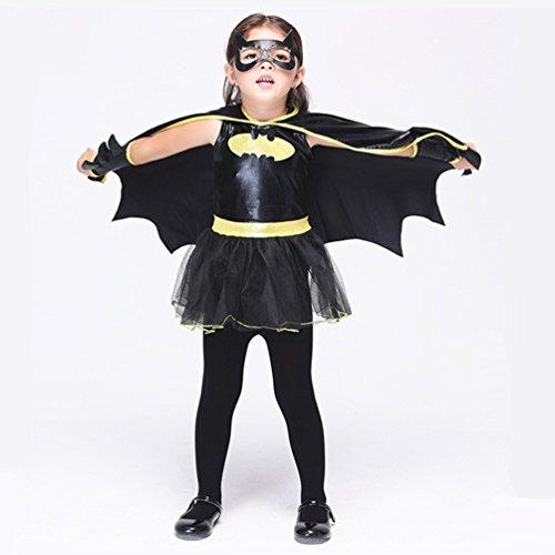 Hallo (Child Light Up Batman Costumes)