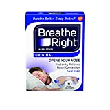 Breathe Right Original Nose Strips to Reduce