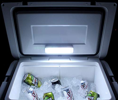 Cornucopia Brands LED Motion Activated Cooler Light, Compatible with Igloo, Yeti, Coleman and More