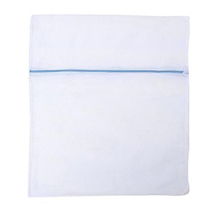eDealMax de poliéster Para el hogar red Para lavadora la ropa del acoplamiento del Sujetador de