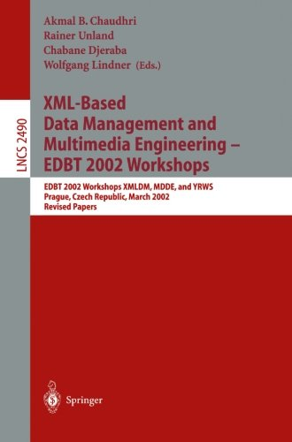 XML-Based Data Management and Multimedia Engineering - EDBT 2002 Workshops by Springer
