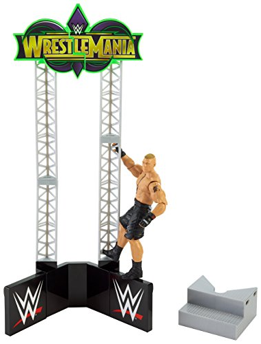 WWE Wrestlemania Build up Playset by WWE