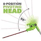 Greenworks PSPH40B210 8 Inch 40V Cordless Pole Saw