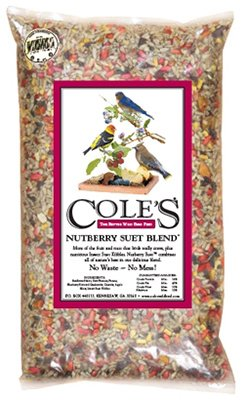 10LB Nut Berr Bird Food by Coles Wild Bird Products