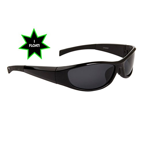 Floating Polarized Outdoor Water Sports Active Sunglasses - 100% UV Protection