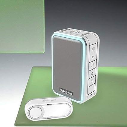 Honeywell DC315N 150 m 3 Series LED Doorbell White