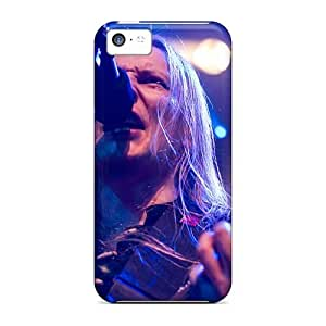 Durable Hard Phone Case For Iphone 5c (rbs13464HXFg) Provide Private Custom Trendy Amorphis Band Pictures