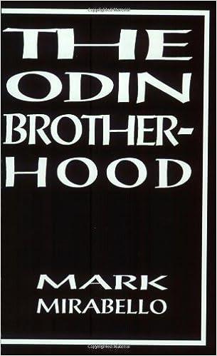 The Odin Brotherhood: Mark Mirabello: 9781869928711: Amazon