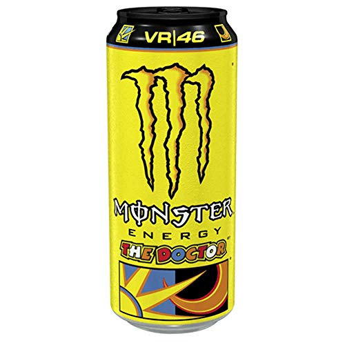 Monster Valentino Rossi/The Doctor Blik 12 x 0,5 liter