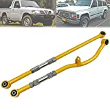 Adjustable Front & Rear Lateral Panhard Rod For