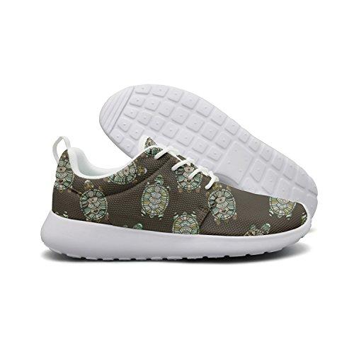 ERSER Running Black Turtle Women Shoes Cute Baby for PvZPxrq