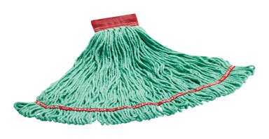 Rubbermaid® 1887084 Antimicrobial Mop Head, (Rubber Coated Fiber)