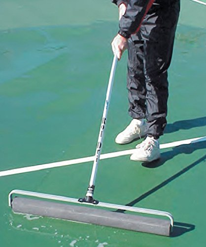 Tennis Court Maintenance - Water Removers - Seamless Rol-Dri - 4