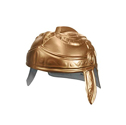 Jacobson Hat Company Men's Trojan Helmet, Gold,