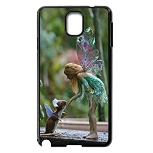 Samsung Galaxy Note 3 Case Fairy Rabbit Black Yearinspace YS366755
