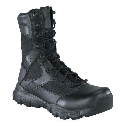 Reebok Mens 8 Dauntless Komposit Tå Strids Boot Svart