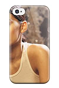 For Iphone 4/4s Tpu Phone Case Cover(nelly Furtadochristmas)