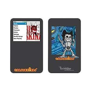 Diabloskinz B0043-0066-0040 Xperiment Vinilo für piel Apple iPod Classic
