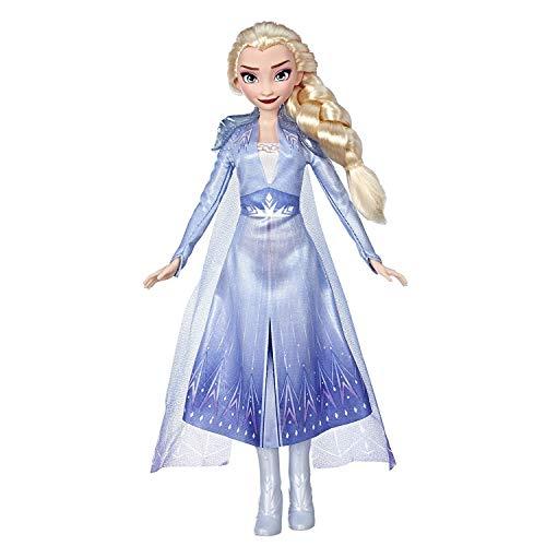 Disney(디즈니) 겨울왕국2 엘사 신드레스 패션 돌
