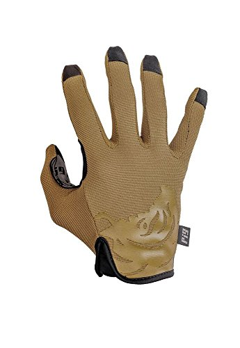 PIG Full Dexterity Tactical (FDT) - Delta Utility Gloves (Coyote Brown, Large)