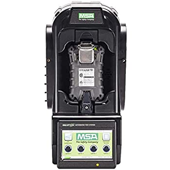 MSA 1 Valve GALAXY GX2 Automated Test System For ALTAIR 4 & 4X Gas Monitors