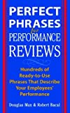 img - for Perfect Phrases for Performance Reviews [PERFECT PHRASES FOR PERFORMANC] book / textbook / text book