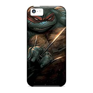 SashaankLobo Scratch-free Phone Cases For Iphone 5c- Retail Packaging - Raphael