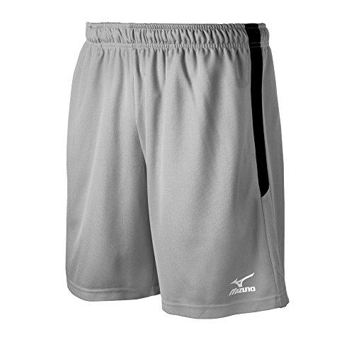 Mizuno 350508.9191.06.L Elite Workout Short L Grey