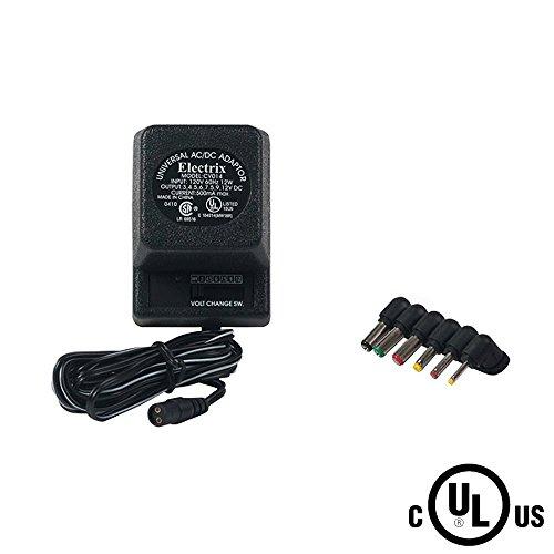 universal ac dc adapter - 6