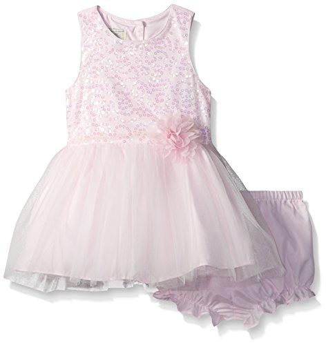 Infant Baby Girls Sleeveless Dress - 2