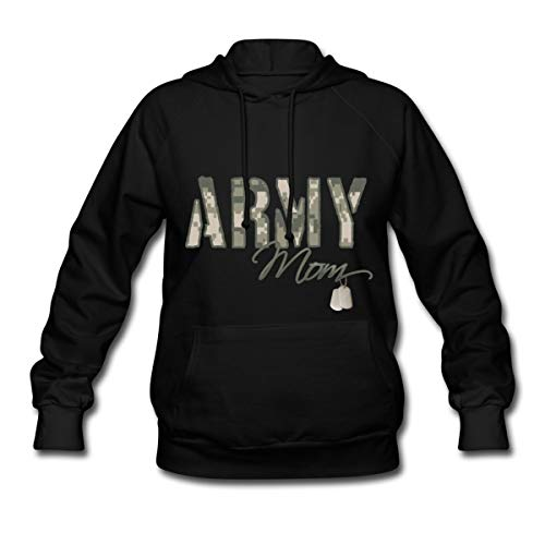 Spreadshirt Army Mom Camo with Dog Tags Women