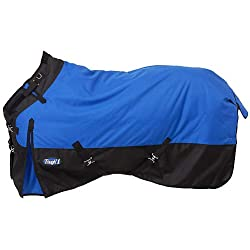 Tough-1 1200D Snuggit Turnout 300g 81In Royal Blue