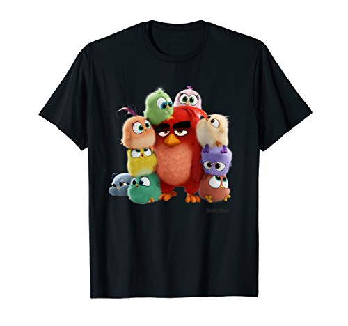 f4a65964d Angry Birds Hatchlings Takeover T-Shirt Official Merchandise