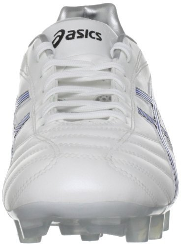 ASICS Lethal Flash Ds It SCARPE CALCIO FOOTBALL SHOES UOMO MAN PERL WHITE P109Y 0161 - 39 - 24.5cm - UK 5 - US 6