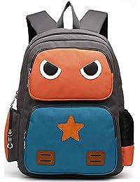 TOTZY Kids Backpack School Cute Robot Backpack for Girls/Boys